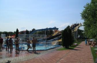 Rukkel-tó kikapcsolódási lehetőségek