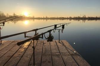 Téli nagyponty horgászat(om)